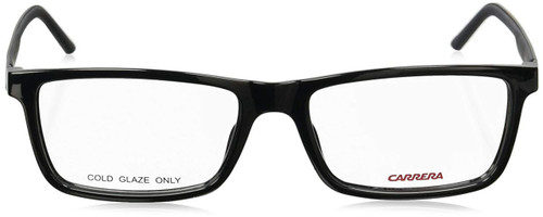 Carrera Designer Eyeglasses CA8818-0F3I-55 in Black 55mm :: Custom Left & Right Lens