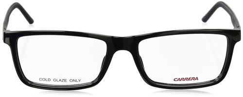 Carrera Designer Eyeglasses CA8818-0F3I-55 in Black 55mm :: Rx Single Vision