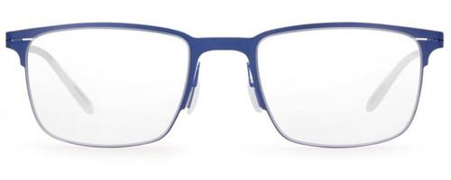 Carrera Designer Eyeglasses CA6661-0VBM in Matte Blue 50mm :: Rx Single Vision