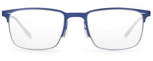 Carrera Designer Reading Glasses CA6661-0VBM in Matte Blue 50mm
