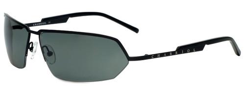 Charriol Designer Sunglasses in Black Frame & Grey Lens (PC8036-C2)