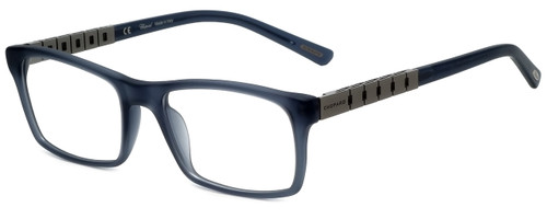 Chopard Designer Eyeglasses VCH162-4ALM in Dark Grey Transparent 54mm :: Custom Left & Right Lens