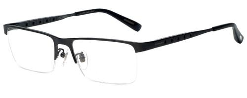 Chopard Designer Eyeglasses VCHA98M-0K10 in Dark Gunmetal 57mm :: Rx Bi-Focal
