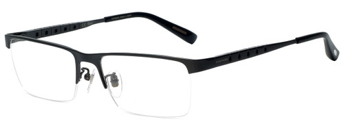 Chopard Designer Reading Glasses VCHA98M-0K10 in Dark Gunmetal 57mm