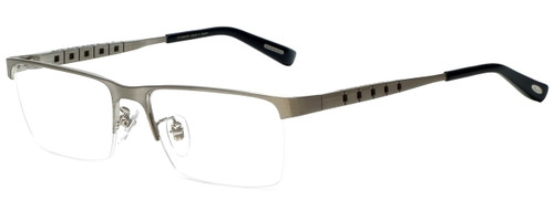 Chopard Designer Reading Glasses VCHA98M-0Q39 in Silver 57mm