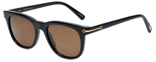 Chopard Designer Sunglasses SCH192-700P in Black  with Amber Lens