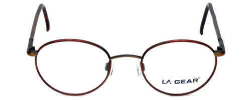 LA Gear Designer Eyeglasses Golden Gate in Tortoise 47mm :: Rx Single Vision