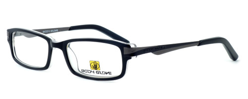 Body Glove BB120 Designer Reading Glasses in Black