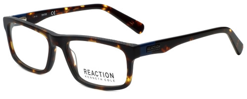 Kenneth Cole Designer Eyeglasses Reaction KC0793-052 in Dark Havana 54mm :: Rx Single Vision