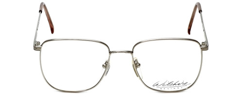 Wilshire Designer Eyeglasses Mod-1221 in Silver 50mm :: Custom Left & Right Lens