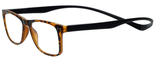 Magz Designer Eyeglasses Astoria in Tortoise 50mm :: Progressive