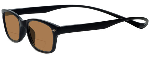 Magz Greenwich Magnetic Polarized Bi-Focal Sunglasses (Non-Mirror Lenses)