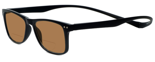 Magz Astoria Magnetic Polarized Bi-Focal Sunglasses (Non-Mirror Lenses)