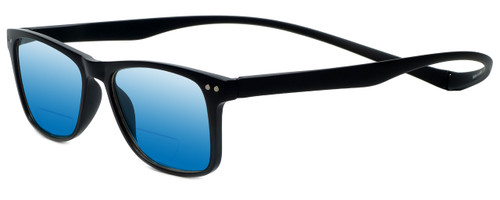 Magz Astoria Magnetic Polarized Bi-Focal Sunglasses (Mirror Lenses)