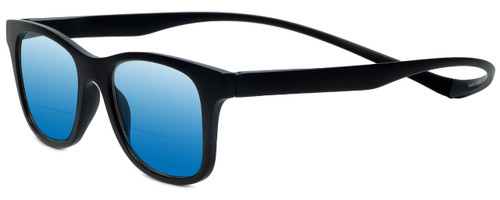 Magz Chelsea Magnetic Polarized Bi-Focal Sunglasses (Mirror Lenses)
