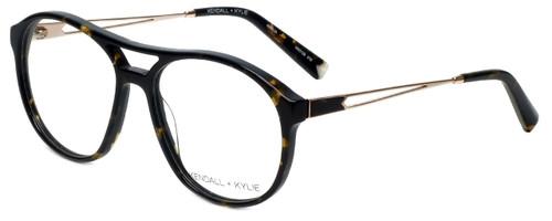 Kendall + Kylie Designer Eyeglasses AmeliaKKO128-018 in Black 56mm :: Rx Single Vision