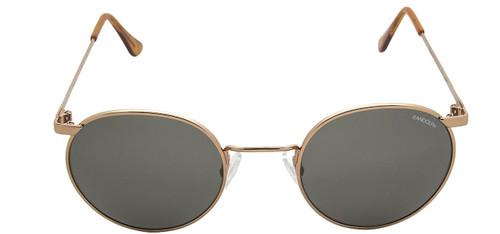 e534f8b6bac Randolph Designer Oval Sunglasses P3025-P3 in Rose Gold 49mm