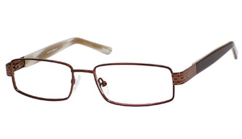 Dale Earnhardt, Jr. 6785 Designer Reading Glasses in Brown