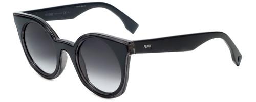 Fendi Designer Sunglasses FF0196-L1A in Grey Blue 48mm