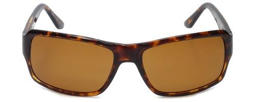 Orvis Henry's Fork Designer Polarized Sunglass in Tortoise with Amber Lens