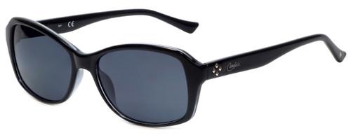 Candie's Designer Sunglasses CA1000-03A in Black 55mm