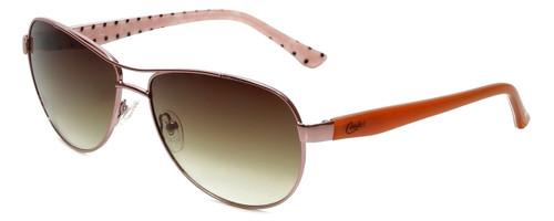 Candie's Designer Sunglasses CA1002-28F in Shiny Rose Gold 58mm