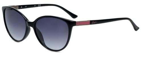 Candie's Designer Sunglasses CA1005-01B in Black 55mm