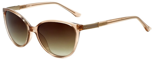 Candie's Designer Sunglasses CA1005-27F in Pink Crystal 55mm