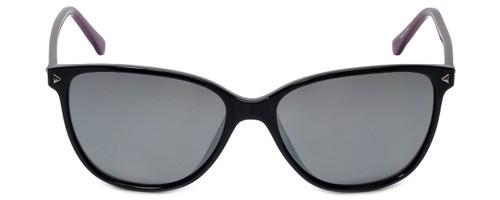 Candie's Designer Sunglasses CA1016-01C in Black 58mm