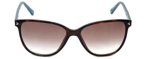 Candie's Designer Sunglasses CA1016-52F in Dark Havana with Brown Gradient Lens