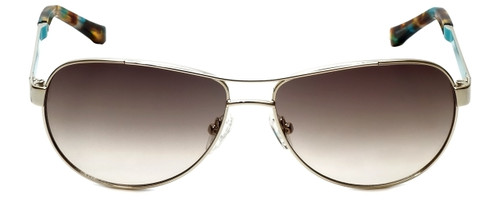 Candie's Designer Sunglasses CA1018-32F in Gold with Brown Gradient Lens