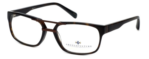 Argyleculture Designer Reading Glasses Beck in Tortoise