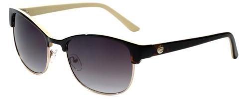 Oscar de la Renta Designer Sunglasses SSC4030-218 in Tortoise 56mm