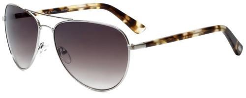 Oscar de la Renta Designer Sunglasses SSC4041-045 in Silver  59mm