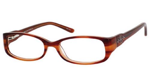 Dale Earnhardt, Jr. 6786 Designer Reading Glasses in Toffee