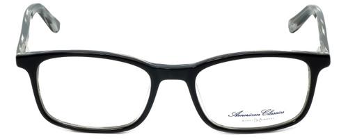 Russell Simmons Designer Eyeglasses Dizzy in Black 52mm :: Custom Left & Right Lens