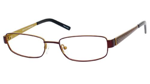 Dale Earnhardt, Jr. 6787 Designer Reading Glasses in Plum-Lime