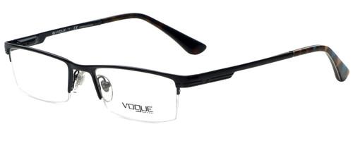 5ead545b5412 Vogue Designer Eyeglasses VO3819 in Black 51mm :: Custom Left & Right Lens