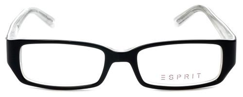 Esprit Designer Eyeglasses ET17345-538 in Black 47mm :: Custom Left & Right Lens
