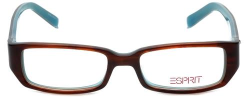 Esprit Designer Eyeglasses ET17345-545 in Havana 47mm :: Custom Left & Right Lens