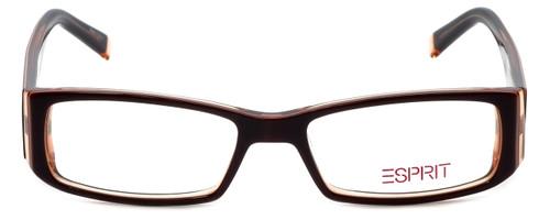 Esprit Designer Eyeglasses ET17333-535 in Brown 49mm :: Rx Single Vision