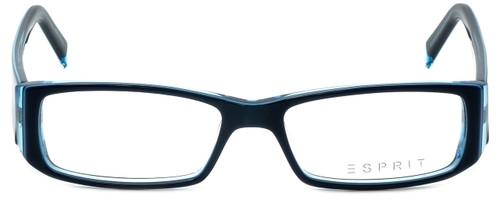 Esprit Designer Eyeglasses ET17333-543 in Blue 51mm :: Rx Single Vision