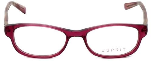 Esprit Designer Eyeglasses ET17392-534 in Pink 49mm :: Rx Single Vision
