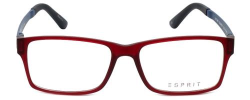 Esprit Designer Eyeglasses ET17446-517 in Burgundy 52mm :: Progressive