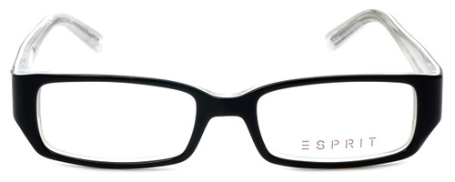 Esprit Designer Eyeglasses ET17345-538 in Black 47mm :: Rx Bi-Focal