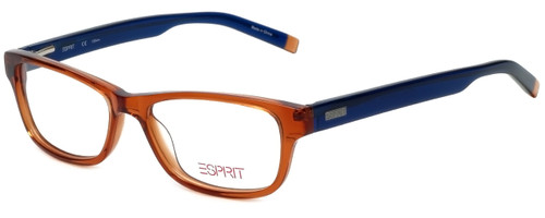 Esprit Designer Reading Glasses ET17340-555 in Orange 51mm