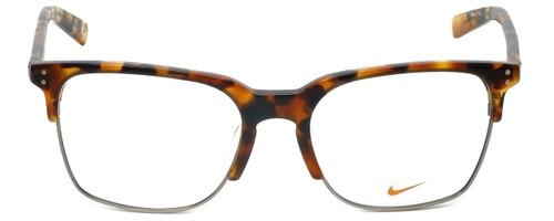 Nike Designer Eyeglasses 38KD-210 in Tokyo Tortoise 55mm :: Rx Bi-Focal