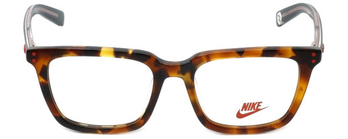Nike Designer Reading Glasses 5KD-215 in Tokyo Tortoise 47mm
