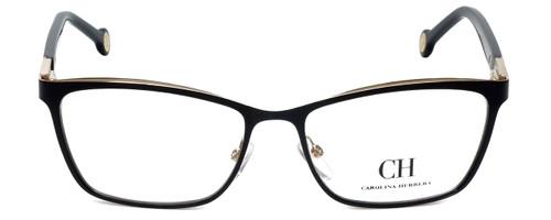 Carolina Herrera Designer Eyeglasses VHE083K-0301 in Black 54mm :: Custom Left & Right Lens