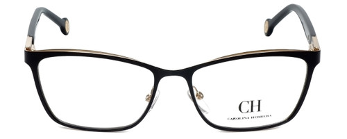 Carolina Herrera Designer Reading Glasses VHE083K-0301 in Black 54mm